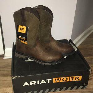 Mens Ariat work boot